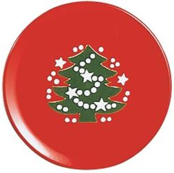 Waechtersbach Christmas Tree Salad Plate, Set of 4