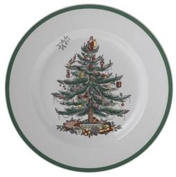 Spode Christmas Tree Dinner Plate