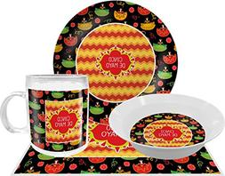Cinco De Mayo Dinner Set - 4 Pc
