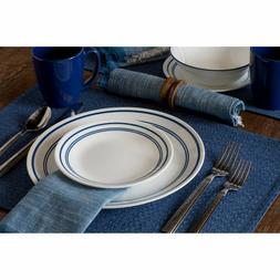 Corelle 071160007222 Livingware Classic Cafe 16 Piece Dinner