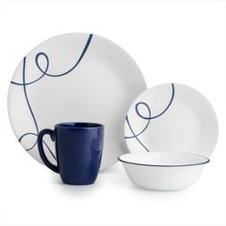 Corelle classic lia 16 pc Dinnerware set