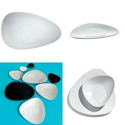 Alessi Colombina Flat Plate, Set of 6