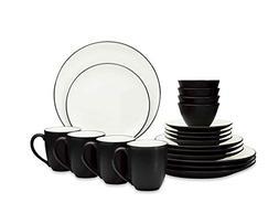Colorwave 20 Piece Dinnerware Set