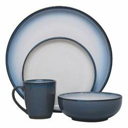 Sango Concepts Eggplant 16-Piece Dinnerware Set, Service for