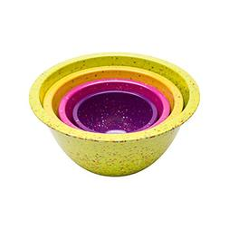Zak Confetti Recycled Plastic 10.63 inches Large x 8.88 inch