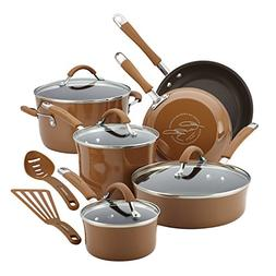 Cookware Set Non Stick Stainless Steel Pots Pans Kitchen 12