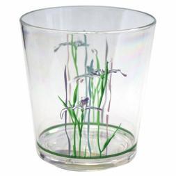 Corelle Coordinates Shadow Iris Acrylic Rock Glasses, 14-Oun