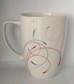 Corelle Coordinates, Splendor Square pattern, Mug, Coffee Te