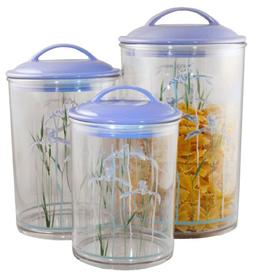 Corelle Coordinates by Reston Lloyd Acrylic Storage Canister