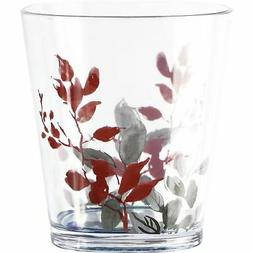 Corelle Coordinates by Reston Lloyd Kyoto Leaves Acrylic Squ