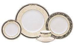 Wedgwood Cornucopia 5-Piece Dinnerware Place Setting, Servic