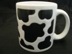 Cow Spots Coffee Mug  12oz Waechtersbach Germany New