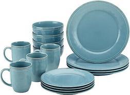 Rachael Ray Cucina Dinnerware 16Piece Stoneware Dinnerware S