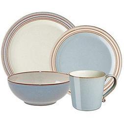 Denby USA Dinnerware Sets Heritage 4 Piece Terrace Place Set