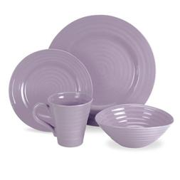 Portmeirion Dinnerware, Sophie Conran Mulberry 4 Piece Place