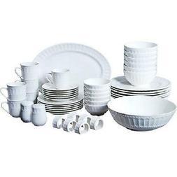 dinnerware set regalia 46 piece and serveware