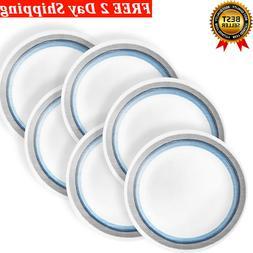 Corelle Dinnerware Set  Chip Resistant Elemental Dawn FREE 2