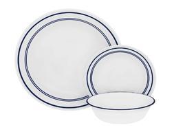 Dinnerware Set - Corelle 18-Piece Service for 6, Chip Resist