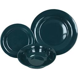 Mainstays 12-Piece Dishwasher and Microwave Safe Stoneware D