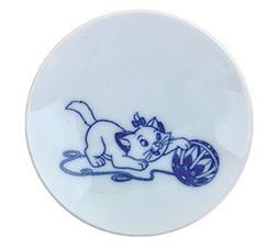 MISATO POTTERY  Disney stylish blue and white porcelain Mini