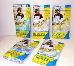 Disposable Plastic Aprons with Detached Plastic Sleeves Case