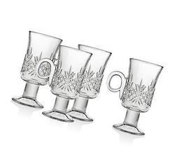 Godinger Dublin Set/4 Irish Coffee Mugs
