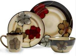 Pfaltzgraff® Everyday Painted Poppies 16-pc. Dinnerware