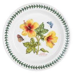 Portmeirion Exotic Botanic Garden Dinner Plate with Hibiscus