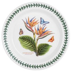 Portmeirion Exotic Botanic Garden Dinner Plate with Bird of