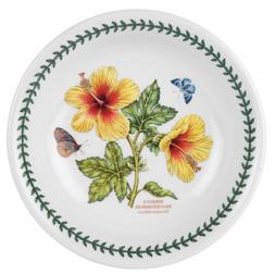 Portmeirion Exotic Botanic Garden Pasta Bowl with Hibiscus M