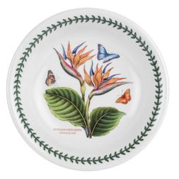 Portmeirion Exotic Botanic Garden Pasta Bowl with Bird of Pa
