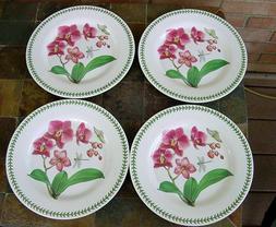 Portmeirion Exotic Botanic Gardens  Melamine Dinner Plates 1
