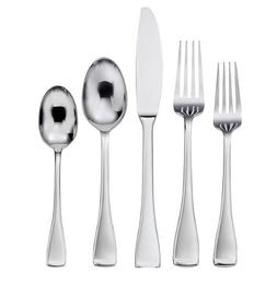 Oneida Flatware, Surge 20 Piece Stainless Steel Set, Service