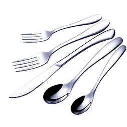 Flatware Cutlery Set, Excgood 18/0 Stainless Steel Tableware