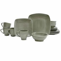 Sango Forge 16 Piece Dinnerware Set, Service for 4
