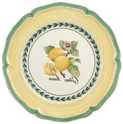 French Garden Valance Lemon Salad Plate by Villeroy & Boch -