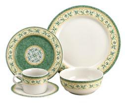 Pfaltzgraff French Quarter 5-Piece Place Setting, Service fo