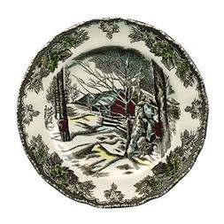"Johnson Brothers Friendly Village Bread & Butter Plate 6"", 6"