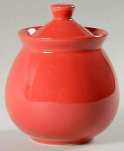 Waechtersbach FUN FACTORY RED  Sugar Bowl 8926797