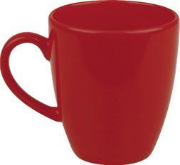 Waechtersbach Fun Factory II Red Jumbo Cafelatte Mugs, Set o