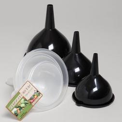 Funnel Set - 3 Piece Case Pack 48 Home Kitchen Furniture Dec