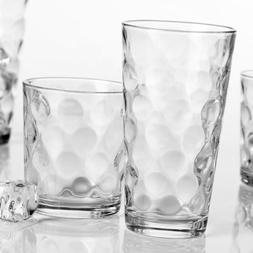 Home Essentials Galaxy Glassware Set , , Clear