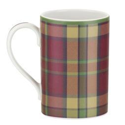 Glen Lodge 12 oz. Mug  Color: Red