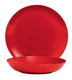 Royal Doulton Gordon Ramsay Maze 2-Piece Serving Set, Chilli