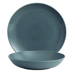 Royal Doulton Gordon Ramsay Maze 2-Piece Serving Set, Grey