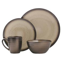 gourmet basics anastasia stoneware by 16 piece