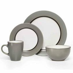 Pfaltzgraff Grayson 16 Piece Dinnerware Set