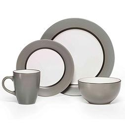 Pfaltzgraff Everyday Grayson 16 Piece Dinnerware S