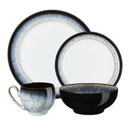 Denby Halo 16 Piece Dinner Set Gift Boxed