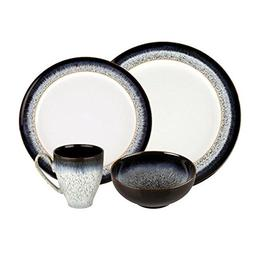 Denby Halo 16-Piece Dinnerware Set, Service for 4